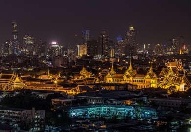 palazzo reale bangkok