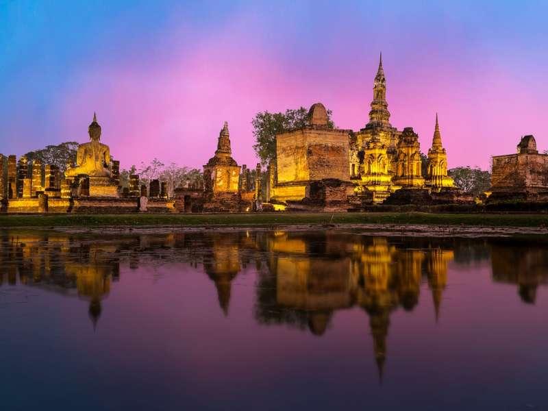 Phra Nakhon Si Ayutthaya, Thailandia