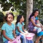 Popolazione locale Magelang