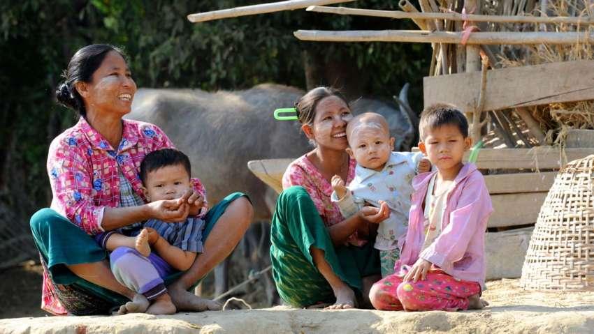 Abitanti di Yandabo