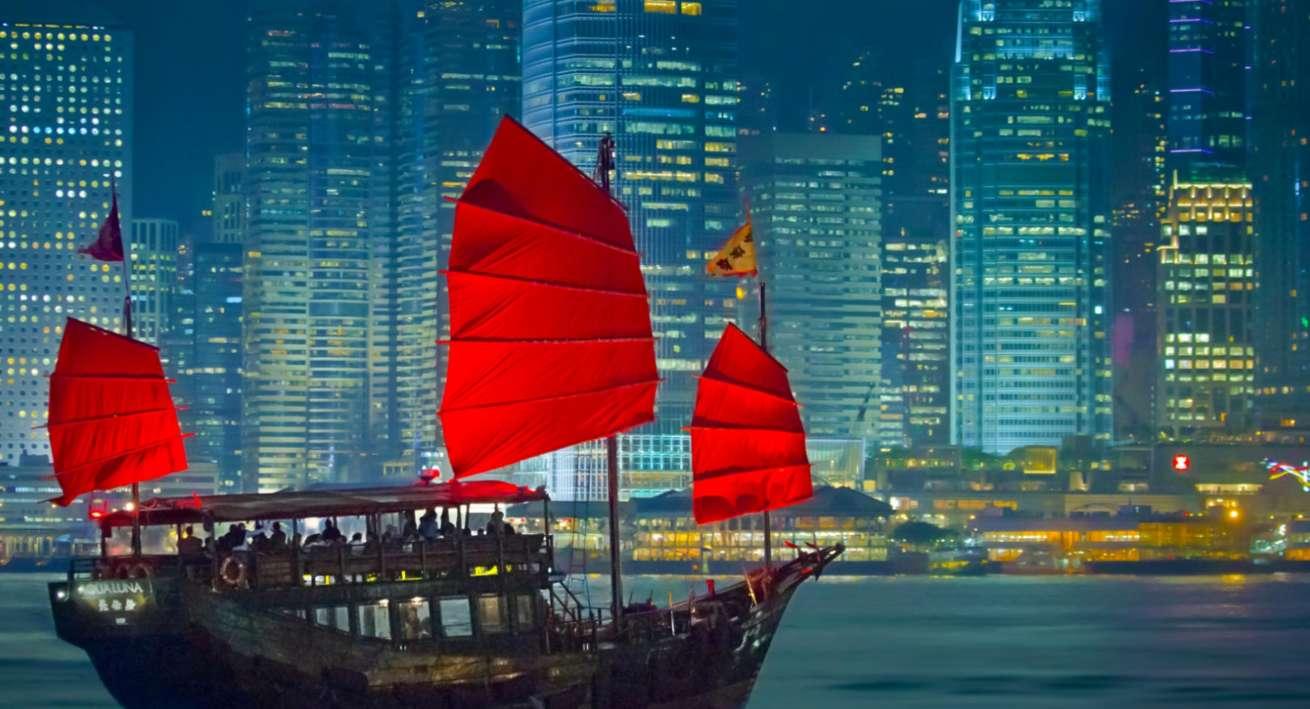 Baia di Hong Kong