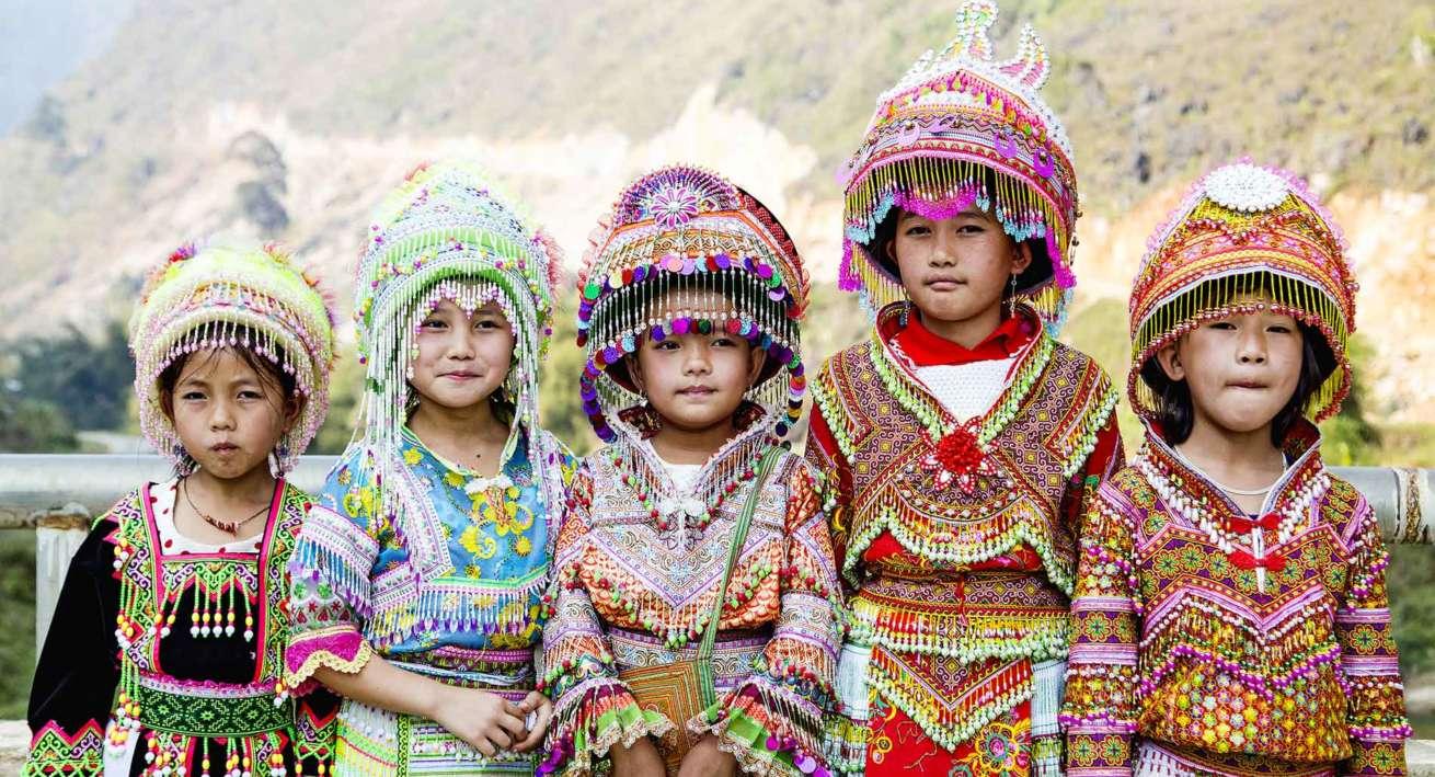 Etnie Hmong Laos