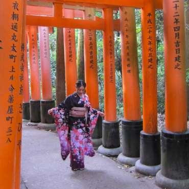 Fushimi Inari, Taisha, Inari