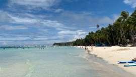 viaggio nelle filippine - Boracay