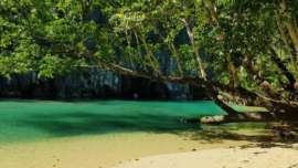 viaggio nelle filippine - Palawan e fiume sotterraneo