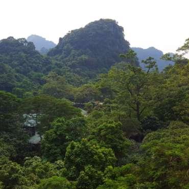 montagna dei profumi vietnam