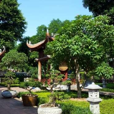 villaggio di duong lam