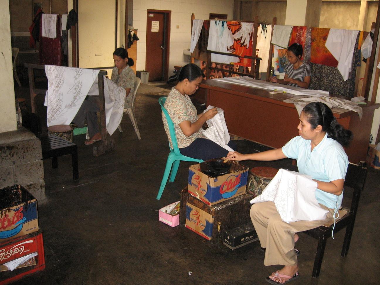 laboratorio batik bali