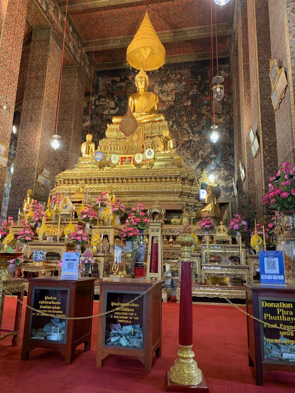 Tempio Buddha d'oro